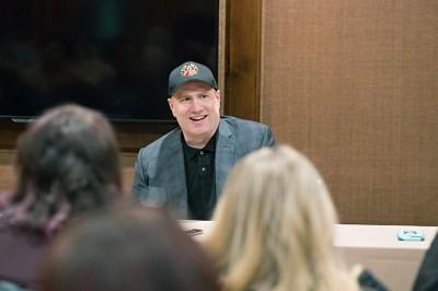 Kevin Feige Interview #ThorRagnarokEvent