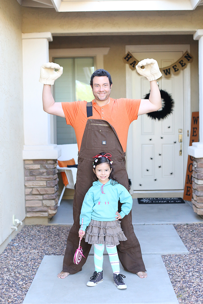 Wreck It Ralph Costume 2 copy