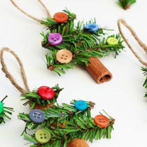 Over 100 Handmade Christmas Ornament Ideas