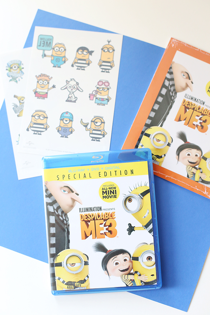 Despicable Me 3 Party Idea 1 copy
