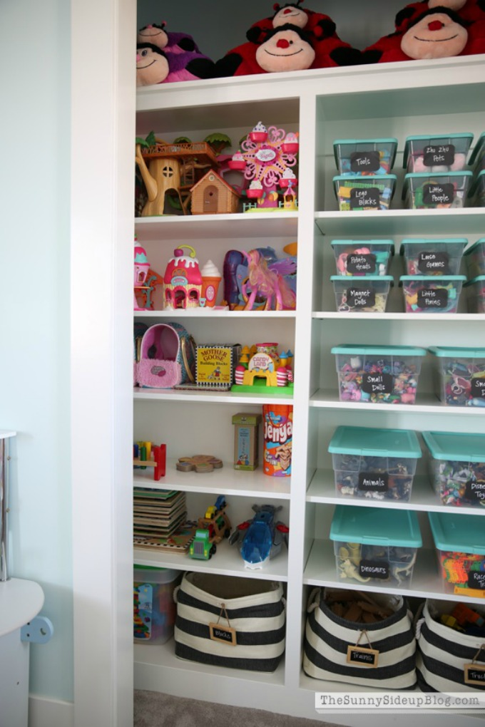 Toys Storage Ideas For Boys : Kid friendly toy and lego organization ideas see