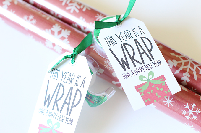 Wrapping Paper Gift Idea Free Printable 2 copy