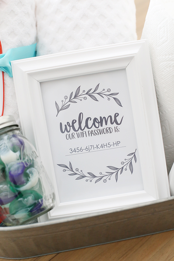 Guest Welcome Basket Idea 8 copy
