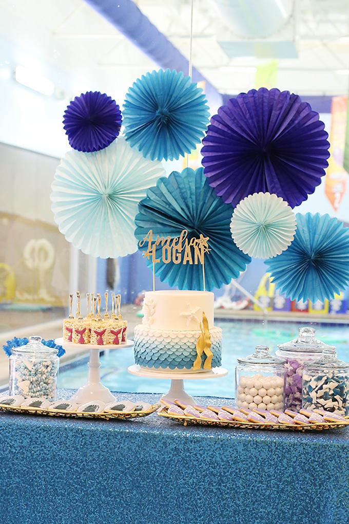 Amazing 50 Stunning Little Mermaid Candy Buffet Ideas Decor Home Interior And Landscaping Eliaenasavecom