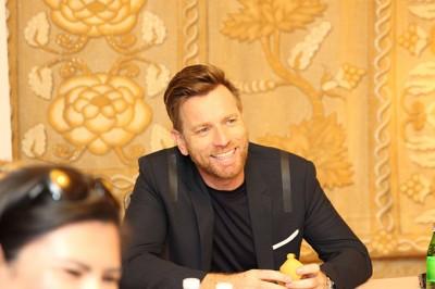 "Disney: Ewan McGregor ""Christopher Robin"" Interview #ChristopherRobinEvent"