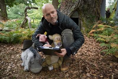 Disney: Director Marc Forster Interview #ChristopherRobinEvent