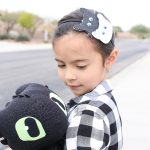 Craft: DIY How to Train Your Dragon Headband