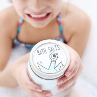 Fizzy Bath Salts Craft