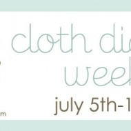 Cloth Diaper Week: Cloth Diapering Myths