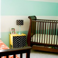 Nursery Feature: Hadley and Kohen's Shared Room