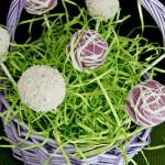 {DIY Tutorial} Cake Pop Easter Display