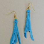 {DIY Tutorial} Anthro Knockoff Tassel Earrings