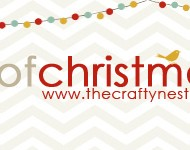{12 Days of Christmas} Personalized Free Ornament Giveaway – ENDED