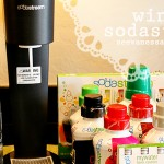 (giveaway) sodastream start-up kit