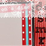 (crafting on a dime) dollar store mirror redo