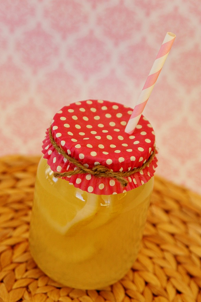 Healthy Lemonade and Natural Cold Remedy