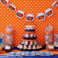 Party: Goldfish Second Birthday
