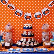 Party: Goldfish Second Birthday
