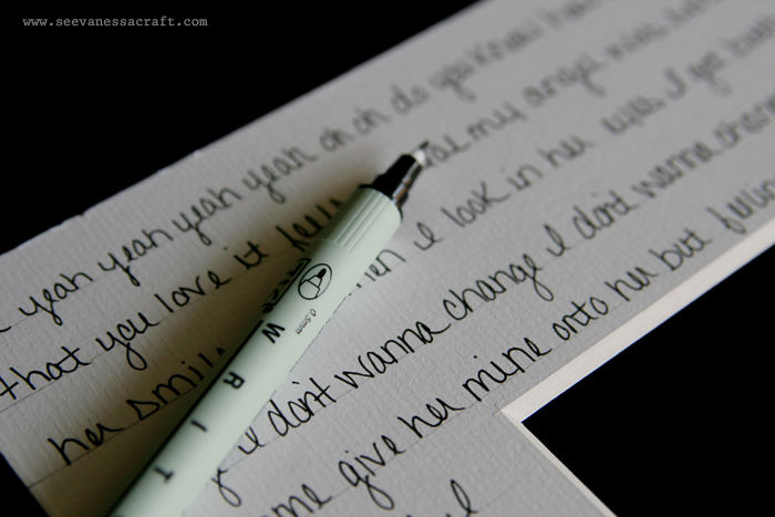 how to write song lyrics step by step easy