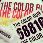 (buff mama monday) the color run 5k