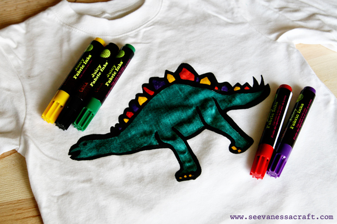 Diy Tutorial Coloring Book T Shirt See Vanessa Craft