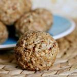 recipe: peanut butter protein balls