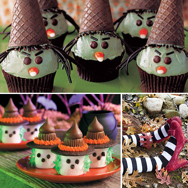 6 DIY Halloween Witch Projects