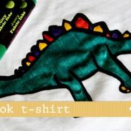 (diy tutorial) coloring book t-shirt