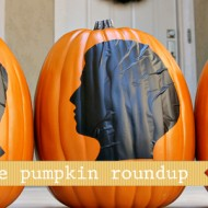 (diy roundup) no-carve pumpkins