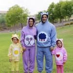 Halloween: No-Sew Care Bear Costumes
