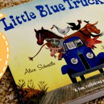 (tot school tuesday) little blue truck sensory play