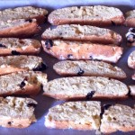 (20 crafty days of christmas) amaretto cherry biscotti