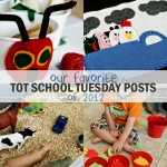 (tot school tuesday) our favorite activities in 2012