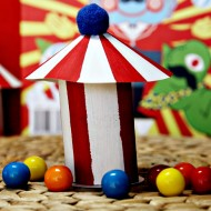 (diy tutorial) big top favor box