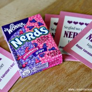 (printable) nerds candy valentine
