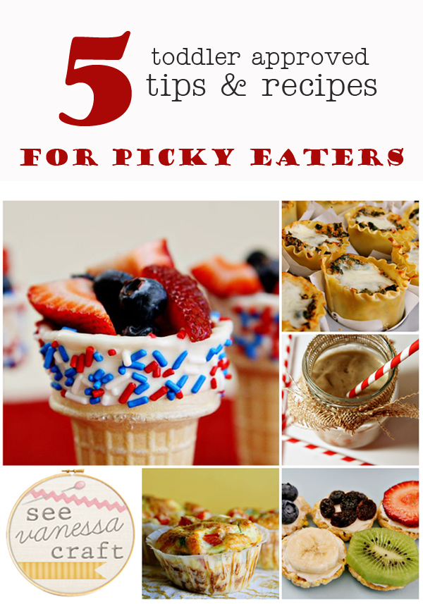 Toddlerhood 5 Tips For Picky Eaters Toddler Approved Recipes