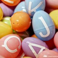 (tot school tuesday) alphabet easter egg hunt