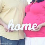 (giveaway) newborn photo session