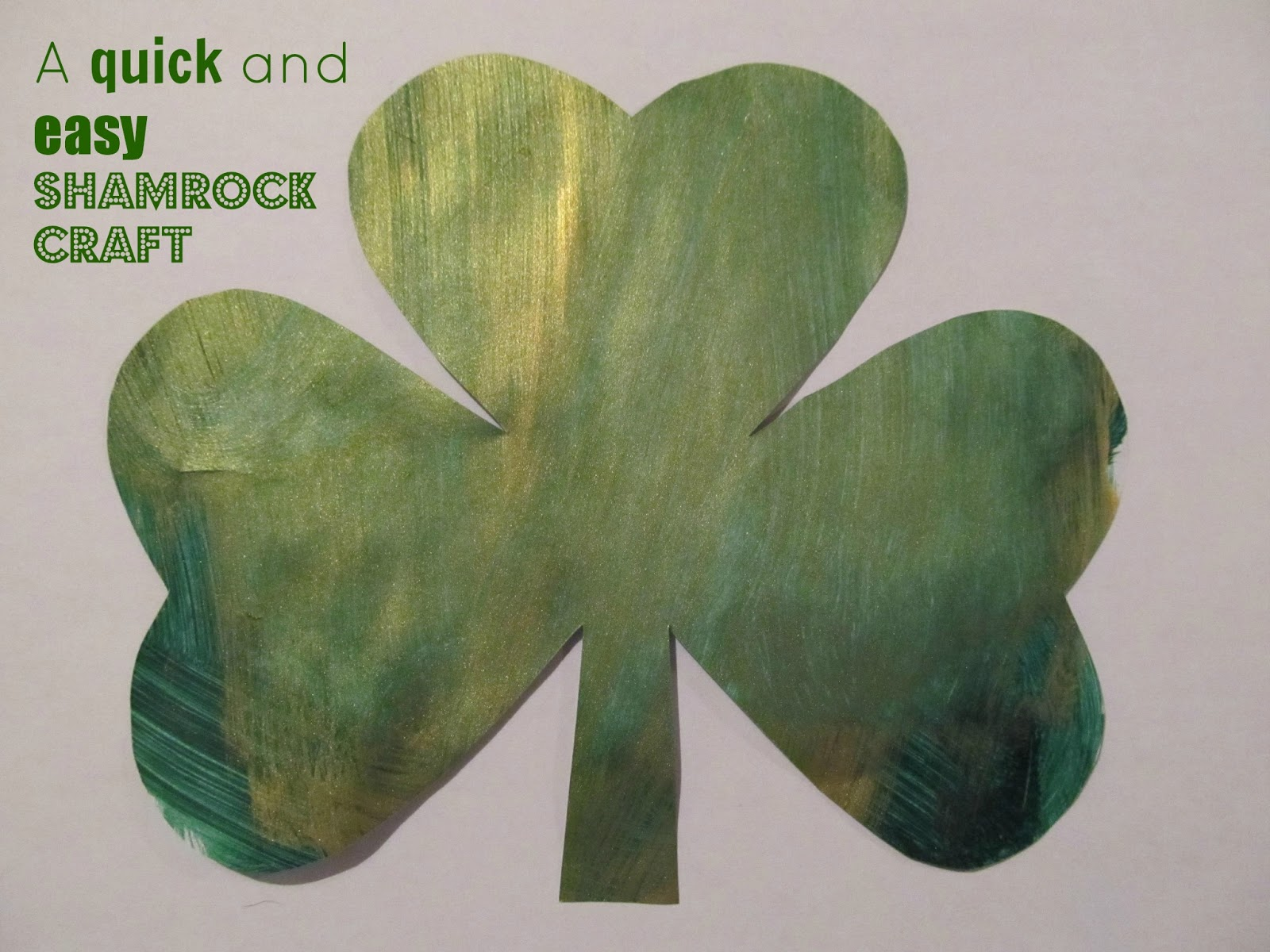 tot school tuesday) 10 kid-friendly st. patrick's day activities