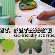 (tot school tuesday) 10 kid-friendly st. patrick's day activities