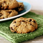 (recipe) extra chocolate chocolate chip cookies
