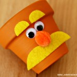 (tot school tuesday) lorax plant pot
