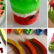 (diy roundup) 40 summer watermelon recipes, activities & crafts