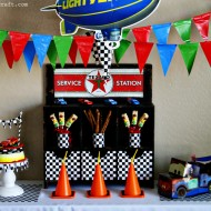 (party) disney pixar cars #dreamparty celebration
