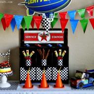 (party) disney pixar cars #dreamparty celebration
