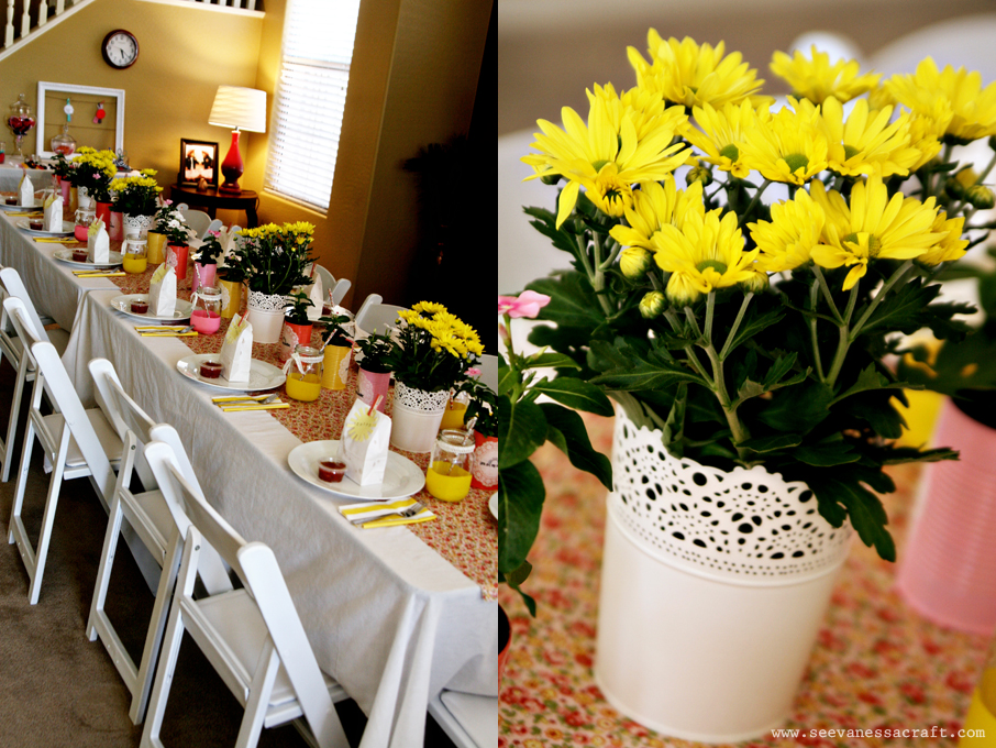 Party You Are My Sunshine Baby Shower See Vanessa Craft