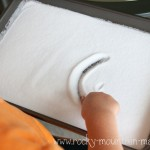 (tot school tuesday) 5 ways to practice letters
