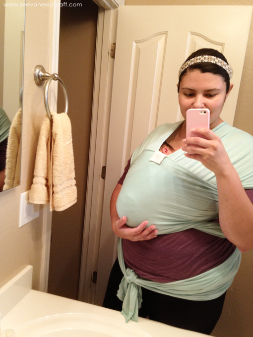 Giveaway Solly Baby Wrap See Vanessa Craft