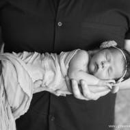 amelia's home birth story by her poppa