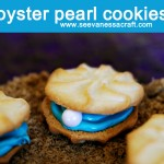 Edible Craft: Ocean Oyster Pearl Cookies